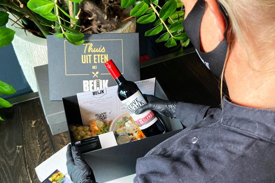 Box Thuis uit eten Friesland